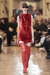 Вельветовое платье Rozenne Velvet Acne Studios