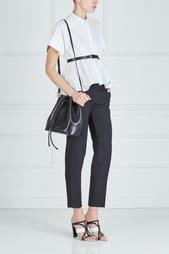Хлопковая блузка Victoria by Victoria Beckham