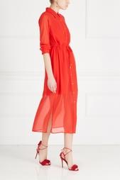 Однотонное платье Mo&Co