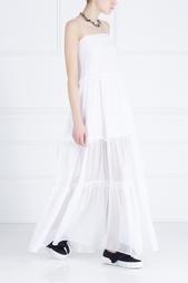 Хлопковое платье Veronique Branquinho