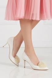 Шелковые туфли Desiree Charlotte Olympia