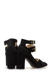 Замшевые туфли See By Chloe