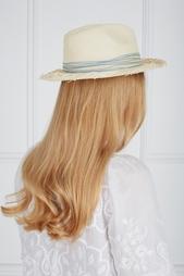 Соломенная шляпа Clasico Natural Brisa Artesano