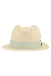 Соломенная шляпа Urbano Natural Knots Artesano