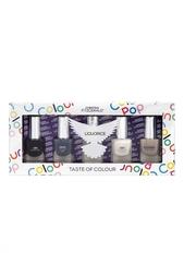 Набор лаков для ногтей Colour Pop «Лакричный», 5x5ml Christina Fitzgerald