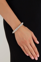 Браслет из латуни с кристаллами Swarovski Philippe Audibert