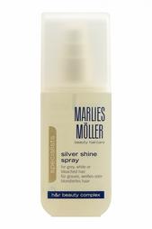 Спрей-кондиционер против желтизны светлых волос Volume 100ml Marlies Moller
