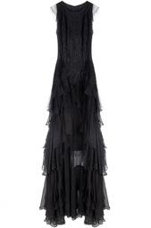 Шелковое платье - в ужасном состоянии, такое отправлять нельзя Jay Ahr