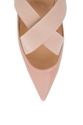 Туфли из лакированной кожи Sharpstagramm 100 Christian Louboutin