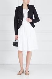 Хлопковое платье Twisted Monroe Vivienne Westwood Anglomania