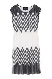 Плиссированное платье Tilt Graphic Dress Designers Remix