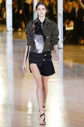 Хлопковая юбка-мини Anthony Vaccarello