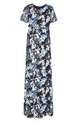 Шелковое платье Felicitas Dress Erdem