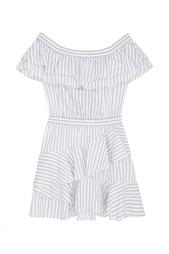 Хлопковое платье Brigitte Dress Designers Remix
