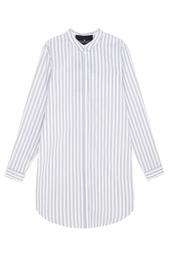 Хлопковая рубашка Brigitte Long Designers Remix