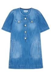 Платье из денима Isabel Marant Etoile