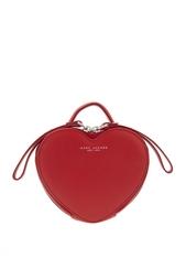 Кожаная сумка Marc Jacobs