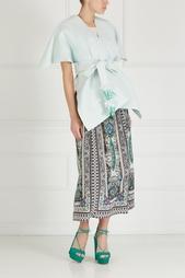Шелковая юбка Etro