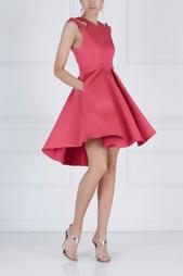 Однотонное платье Pomona Zac Zac Posen