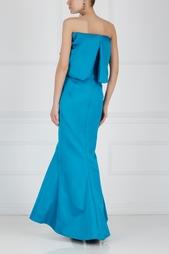 Платье-бюстье Zac Posen