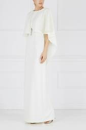 Однотонное платье Sydney Gown Zac Zac Posen