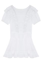 Хлопковое платье Isabel Marant Etoile