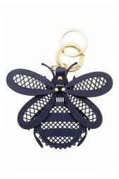 Кожаный брелок Bug 3D Burberry