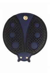 Кожаный кошелек Ladybug Burberry