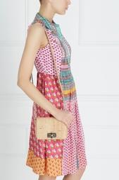Пробковая сумка Diane von Furstenberg