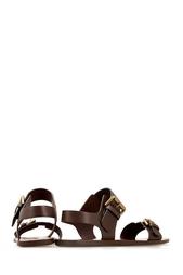 Кожаные сандалии See By Chloe