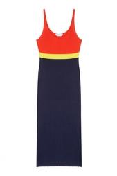 Платье из шерсти и кашемира Gabriela Hearst