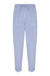 Хлопковые брюки Victoria Andreyanova