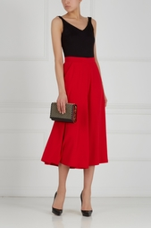 Однотонная юбка-брюки Daria Bardeeva