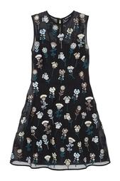 Шелковое платье Markus Lupfer