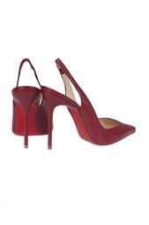 Кожаные туфли Fleuve 100 Christian Louboutin