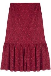 Кружевная юбка (90-е) Guy Laroche Vintage