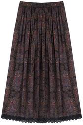 Шерстяная юбка (80-е)