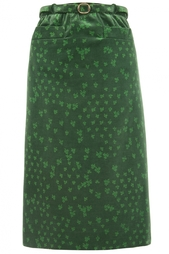Бархатный костюм (70-е) Christian Dior Vintage