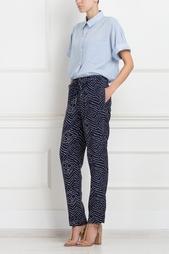 Шелковые брюки Benett Two Diane von Furstenberg