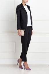 Шерстяные брюки Jil Sander Navy