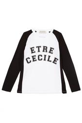 Хлопковый топ Etre Cecile