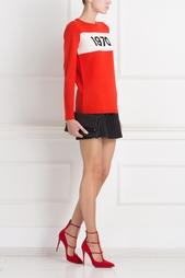 Шерстяная юбка Bella Freud