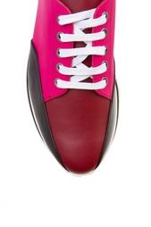 Кожаные кроссовки Pierre Hardy