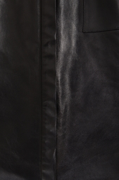 Кожаный комбинезон Mugler