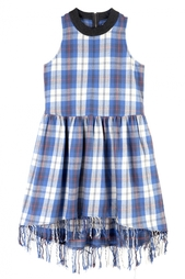 Хлопковое платье Sea