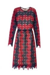 Кружевное платье Erdem