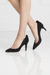 Замшевые туфли Carven