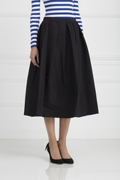 Шелковая юбка Tibi