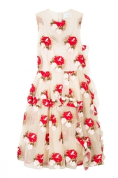 Хлопковое платье Simone Rocha