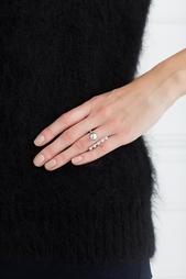 Кольцо с родиевым покрытием Joomi Lim